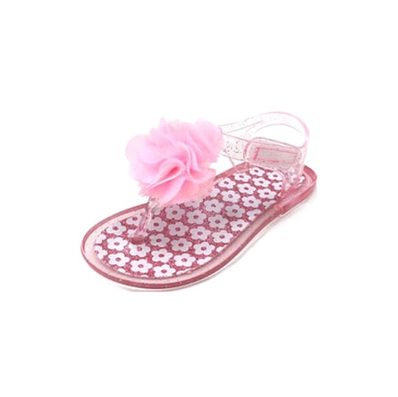 2720cee47 🎈SALE Toddler Girl s Jelly Sandals. NWT. wonder nation